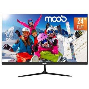 "Monitor Gamer LED 24"" 2ms 60Hz Full HD Widescreen MOOB"
