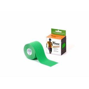 Bandagem Neuromuscular Elástica Adesiva - TMAX - Verde