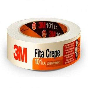 FITA CREPE 48MM X 50M 101LA BRANCA 3M UNIDADE