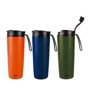 Copo Com Ventosa Antiqueda 450ml Coffee To Go Mor