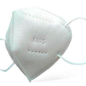 Máscaras KN-95 Desc. 5 Camadas - Kit 10 Un. Com Chip Nasal - Mask