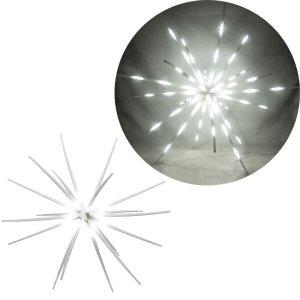 Sputnik Estrela 800 Leds Luz Natal Aniversarios Eventos Festa Dj Ourico Bivolt