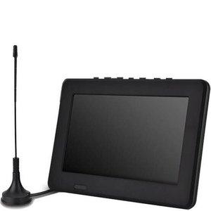 Tv Digital Tela Monitor 7 Polegadas Tomate Mtm 707