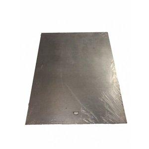 Chapa De Inox 304 Para Churrasqueira (35 X 45Cm)