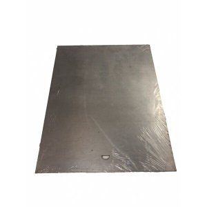 Chapa De Inox 304 Para Churrasqueira (30 X 45Cm)