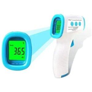 Termometro Digital Infravermelho sem contato o melhor bom