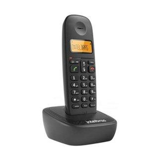 Telefone sem Fio 7 Ramais Identificador Chamadas e Viva-Voz