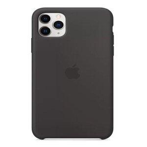 Case Silicone iPhone 11 Pro Padrão Apple -preto