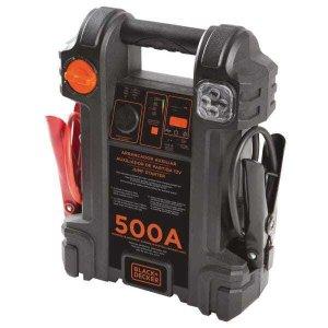 Auxiliar De Partida Black & Decker 500a Js500s 12v Bivolt