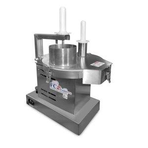 Multiprocessador de Alimentos Industrial em Inox com 6 Discos 220v - FC2