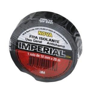 Kit Fita Isolante 20mx18mm Imperial 3m C10 - Com 10 Unidades