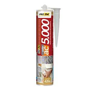 Cola Para Sanca Rodapé Moldura Ac 5.000 Ultra Rápida 420g