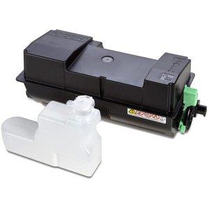 TONER COMPATÍVEL COM RICOH MP601C MP601 MP501 MP501SPF M601SPF SP5300DN ISD 25K:Preto