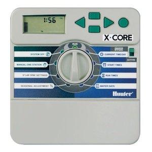 Controlador Irrigacao Hunter X Core 401 Interno 4 Setor 220v