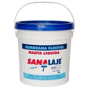 Impermeabilizante Sana Laje 12kg Veda Laje Melhor 12kg