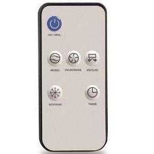 Climatizador mondial frio ventila umidifica - 1026-02 Cor:Branco;Voltagem:220 VOLTS