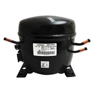 Compressor 1/3 Embraco 110v R134a S/Resf EGAS100HLR 110v - W10393814