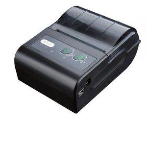 Mini impressora Térmica portátil Bluetooth Knup KP-1025