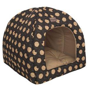 Cabana 2x1 Cookie Cama Avuk Pet Cachorro Gato Toca Casa