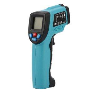 Termômetro Infrared Ir Laser Gm550 Digital - Azul