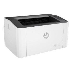 Impressora HP Laser 107W , Laser Monocromática, Wi-Fi, USB 2.0, Branco e 220V