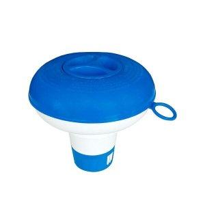 Flutuador Químico Cloro Sólido Para Limpeza Piscina Bel