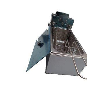 Fritadeira Elétrica Industrial 1 Cuba 3L 110v C/tampa