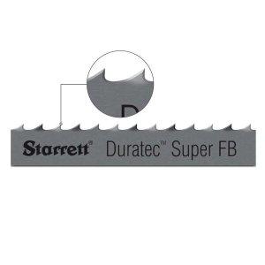 Lâmina para Serra Fita Duratec Super FB 30m Starrett DFB13x14/S-30 DFB13X14/S-30
