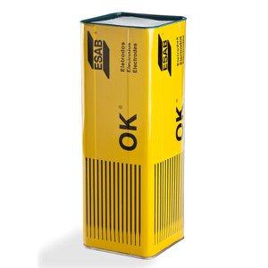 Eletrodo para Soldar 2,5mm - 18kg Esab OK4600 E6013 0300593