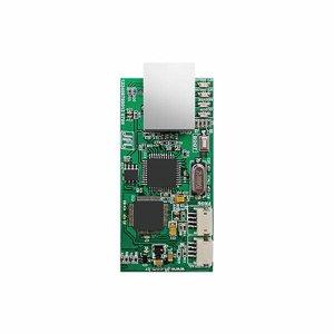 Modulo Ethernet JFL ME-04 Mob Para Comunicação via Internet, Aplicativo Celular - JFL