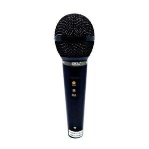 Microfone Com Fio Dinâmico BA-30 Jwl