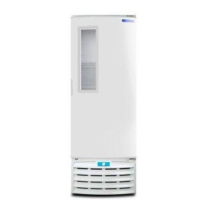 Freezer Vertical Tripla Ação Porta com Visor 509 Litros Metalfrio VF55FT Branco 127V