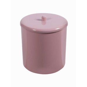 Lixeira Multiuso Com Tampa 20x25Cm Rosé Astra