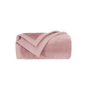 Cobertor Blanket Gran 600 Rose - Queen