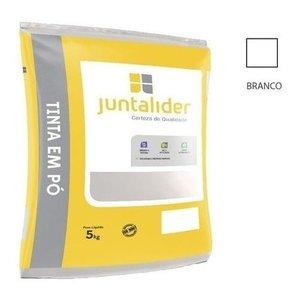 Tinta Em Pó Branca 5kg A Base De Cal Hidratado Juntalider