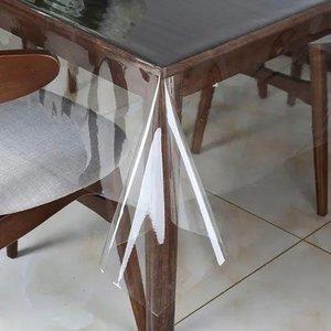 Plástico para forrar mesa KIT 3 UNID 140X140