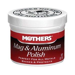 Polidor De Metais Mag & Aluminium Polish 141g Mothers