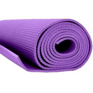 Tapete 170x60 EVA Yoga Mat para Exercicios Treino Roxo