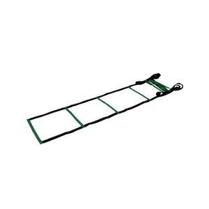 Escada Treino De Agilidade Verde Funcional Dvd