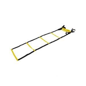 Escada Treino De Agilidade Amarela Funcional Dvd