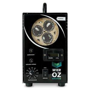 Gerador De Ozônio Wier 15.000G/H Veiculos Contador Aplicação