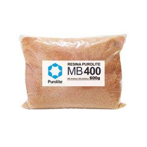Resina Mista Purolite Mb400 Para Deionizador - Laranja
