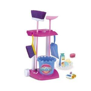 Kit Limpeza Brinquedo Infantil Com Acessórios Monte Líbano
