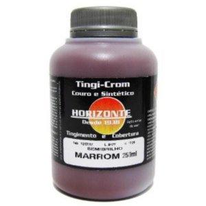 Tinta Horizonte - 250 Ml - Cor: Marrom - Semi Brilho