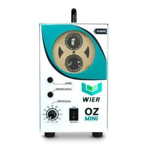 Gerador De Ozonio Wier Modelo 2021 Oxi Sanitização Higieniza