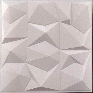 Kit Revestimento 3D Placa Mod. Everest Caixa 20 Unid. 5 M²