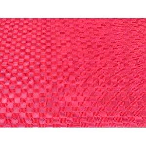 Tatame Tapete Eva 100x100x2cm 1x1 Metro 20mm - Vermelho