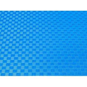 Tatame Tapete Eva 100x100x2cm 1x1 Metro 20mm - Azul