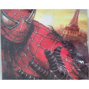 Jogo de Lençol Infantil Personagens - 2 pçs - Homem Aranha