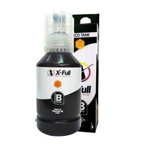 Tinta Pigmentada Preta X-Full Compatível para Impressoras L3111 L3158 L4150 L4168 L6168 L6178/ 127ml